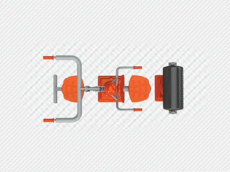 Aletleri açık alan fitness aletleri dış mekan fitness aleti
