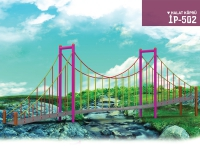 ROPE BRIDGE - İP-502