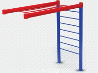 WALKING PLATFORM ( FOR SET) - YM-19