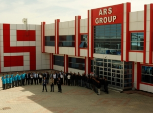 ARS GROUP INTRODUCTORY VİDEO İN ENGLİSH