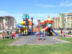 Kids Playground Applications